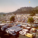A flea market.  Click to visit a site about flea markets all over the U.S.