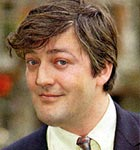 Click to learn more about Stephen Fry.