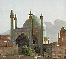 Click to learn about this, the Imam Mosque.